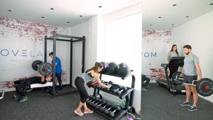 centro de fisioterapia y entrenamiento personal