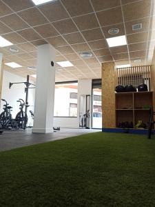 centro de fisioterapia y entrenamiento